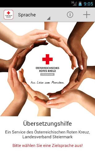medTranslate - Rotes Kreuz