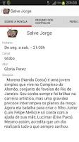 Screenshot of Novelas BR - Globo|SBT|Record