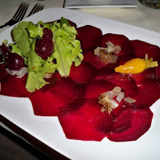 Old Fashioned Beet Salad