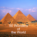 50 Wonders [Tablets] icon