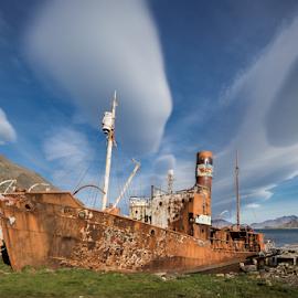 by Frank Tschöpe - Transportation Boats
