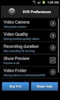 Screenshot of Secret Video Recorder