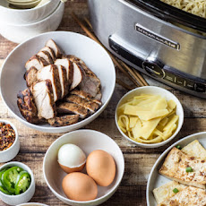Build Your Own Ramen Bowl Party