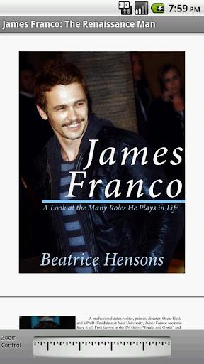 James Franco - eBook Edition