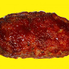 Sweet & Spicy Glazed Buttermilk Meatloaf
