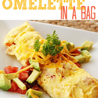 Omelette in a Bag