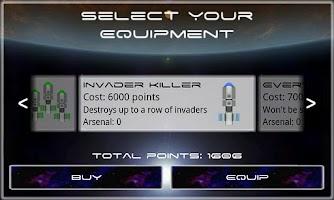 Screenshot of 3D Invaders Beta - 3D Game