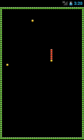 Screenshot of Touch Screen Snake