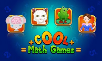 Screenshot of Cool Math Games