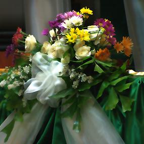 by Reagan Estrella - Flowers Flower Arangements