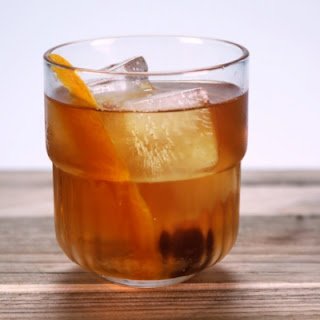 Twisted Old-Fashioned