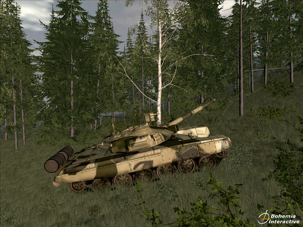Military sim (working title)