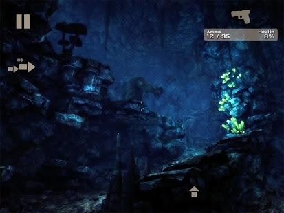 The Descent apk screenshot