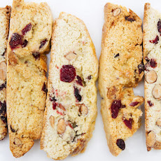 Cranberry-Almond Biscotti