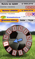 Screenshot of La Quiniela ( Spanish soccer )