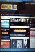 Screenshot of BollywoodJobs.com Film Jobs