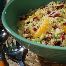 Couscous with Orange and Almonds