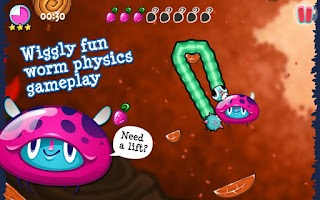 Screenshot of Swingworm