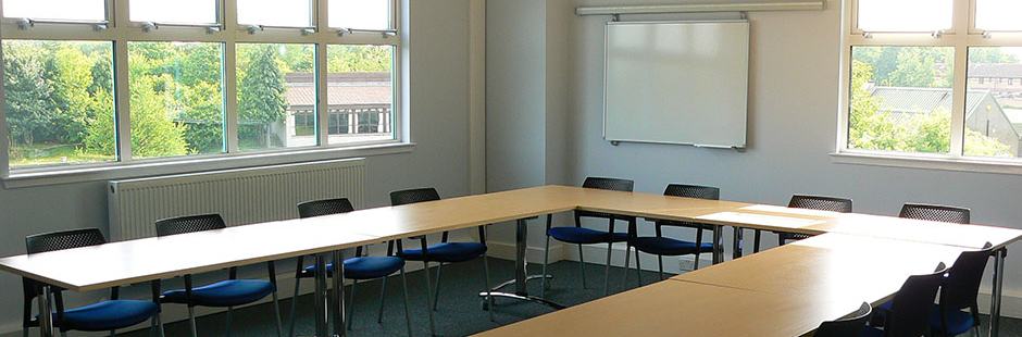 Edinburgh meetings. The J.P.Morgan Room