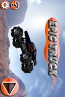 Screenshot of Epic Truck