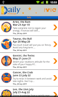 Screenshot of Daily-Horoscope ™