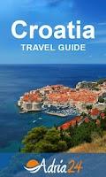 Screenshot of Croatia Travel Guide