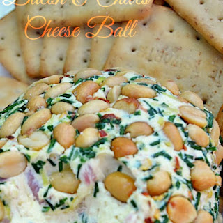 Bacon And Chive Cheese Ball Recipes