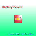 BatteryViewEx icon