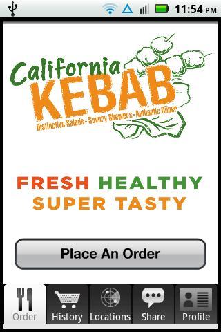 Cali Kebab