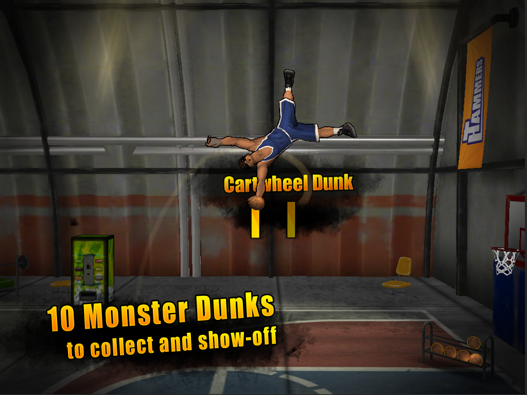 Jam League Basketball Screenshot 11