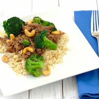 Asian Beef and Broccoli {Slow Cooker}
