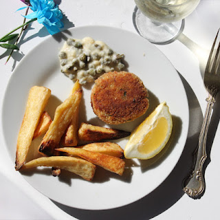 Cheap and great FISHCAKES!