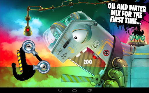 Feed Me Oil 2 - screenshot