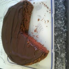 Delicious Eggless Chocolate Cake