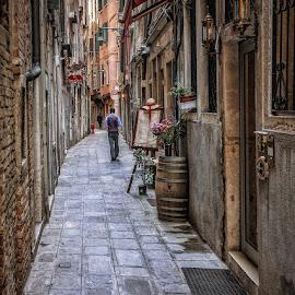 by Milan Jovanovic - City,  Street & Park  Street Scenes
