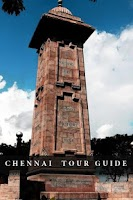 Screenshot of Chennai tour guide