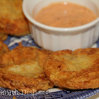 Fried Green Tomatoes II
