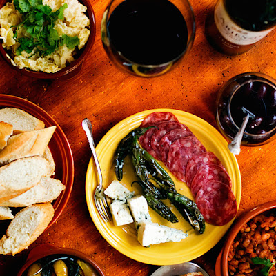 A Match Made in Heaven — Tapas with an International Touch