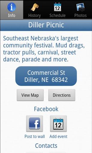 【免費旅遊App】Nebraska Events-APP點子
