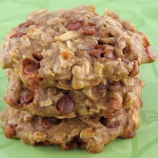 Apple Cinnamon Oatmeal Cookies