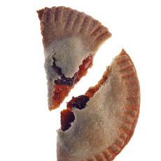 Sun-Dried-Strawberry Hand Pies