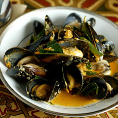 Washington Steamed Mussels