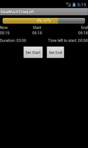 玩生產應用App|HowMuchTimeLeft免費|APP試玩