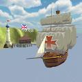 Pirate Sim APK for Bluestacks