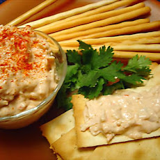 Jamaican Crab Spread
