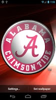 Screenshot of Alabama Crimson Tide Pix &Tone