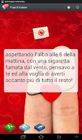 Screenshot of Frasi D'Amore Widget
