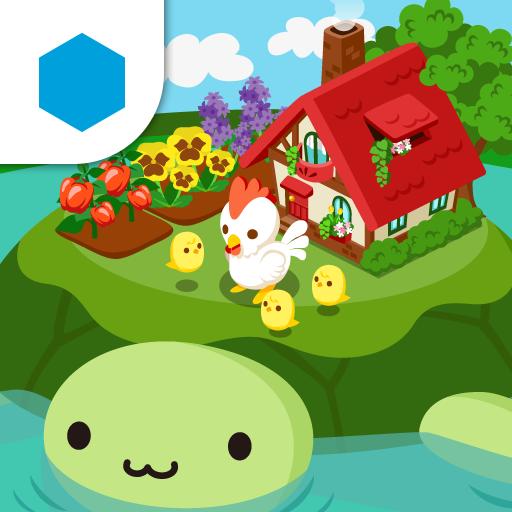 休闲の海の上のカメ農園〜無料で遊べるグリーの育成農園ゲーム LOGO-記事Game