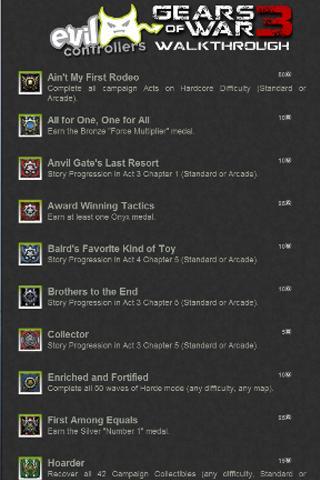 Gears of War 3 Strategy Guide