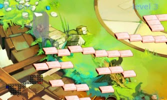 Screenshot of Cube Game